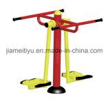 Equipos de gimnasia al aire libre - en la cintura y abdomen Trainer-Double columnas (JMB-10S)