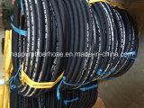 Ein oder zwei Draht-Flechten-hydraulischer Schlauch R1at/1sn und R2at/2sn
