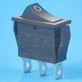 En el sobre negro el interruptor basculante T85 1E4