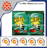 Glassess/finestra /Furniture/Bathroom/Kitchen che pulisce i Wipes bagnati