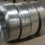 Q235 Grade fente de bande en acier galvanisé avec SGS approuvé