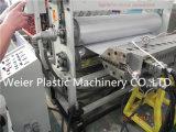 Machines van de Tegels van het Dakwerk van pvc de Buitenkant Golf