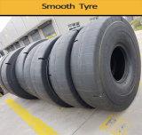 Rollen-Reifen 10.5/80-16, Reifen mit C-1, Bomag Marke, glatter Reifen 9.5/65-15