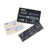 Etiqueta do UL da etiqueta adesiva de impressão de cor para etiqueta da certificação do UL da etiqueta Pgdq2/Pgdj2 eletrônica do produto