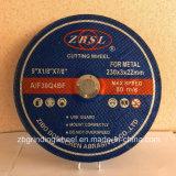 Gli abrasivi degli strumenti del hardware hanno tagliato la rotella per Metal-230X3X22.2