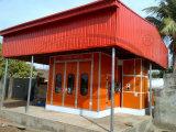Cabina calda della vernice di spruzzo di vendita Wld8200 per le automobili del salone