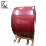 Farbe-Überzogene Identifikation Ral8017 610 galvanisierte Stahlring /PPGI für Ukraine