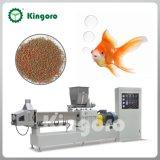Máquina de flutuação da pelota da alimentação dos peixes da saída pequena