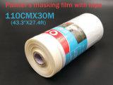 150cm de ancho de cinta de película de enmascarar