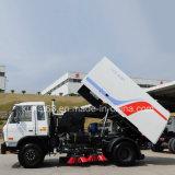 La balayeuse de route monté sur tracteur avec le poids total de 14,3 tonnes