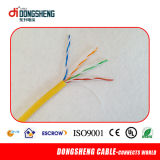Mercado indiano 2 pares 0.50mm Cat5e CCA