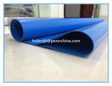 1,2 mm/1,5 mm/2.0mm personnalisé en PVC coloré une membrane étanche pour le sous-sol et le tunnel