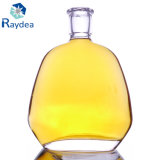 fiala di vetro del coperchio a vite 100ml per whisky