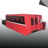 máquina de corte láser de fibra de acero inoxidable de 500W, cortador láser CNC para la industria de publicidad