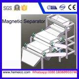 De droge Separator van de Rol van de Hoge Intensiteit Magnetische voor Niet-metalen Minerale Products320I