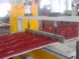 Dach-Blatt-Strangpresßling-Maschine Belüftung-Sjsz-80/156 spanische