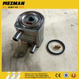 De Motoronderdelen van Weichai, Koeler van de Olie van de Motor Sdlg 13024128, de Delen van het Systeem van de Motor van de Lader van het Wiel LG936L