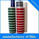 Hot Sale Reliable Soft Transparent Wrapping Colorido impresso PE Film Roll Colorido filme plástico