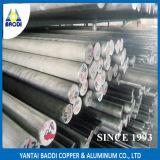 Forma redonda de aluminio billet Bar ampliamente utilizados en construcción