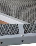 Filtro dell'aria del blocco per grafici del metallo della rete metallica dell'apparato per la coalescenza