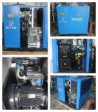 10HP de Olie Ingespoten Schroef van de Compressor van de Lucht 7.5kw
