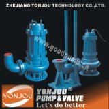 220V 480V 60Hz High Volume Submersible Water Pump, 120m3/H Sewage Submersible Water Pump (QW)