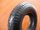 PU bilden Reifen-Rad-Eber-Reifen-Gefäß-Karren-Reifen des Rad-4.00-8/Wheelbarrow