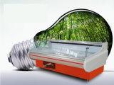 Refrigerador de cristal de la visualización de la carne y del vehículo de la puerta