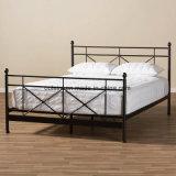 بسيطة معدن سرير غرفة نوم أثاث لازم ([أل17204])