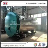 セリウムISOの熱い販売の工場のための自然なガス燃焼のボイラー蒸気発電機