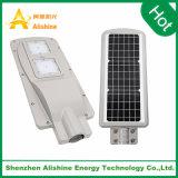 Alle in einem integrierten Solarstraßenlaterneder Beleuchtung-20With40W LED