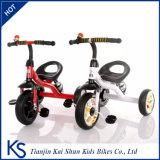De beste Verkopende Driewieler van 3 Jonge geitjes van het Wiel met de Staaf van het Handvat