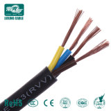 100m de câble 3 conducteurs 2,5 mm sur le fil électrique à bas prix sur le fil 300V câble souple de l'électricité basse tension