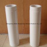 Alumina Tubo de cerámica resistente al desgaste, Tubo de cerámica distinguido