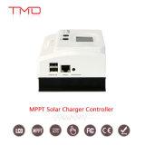 Automobile solaire élevée du contrôleur 12V 24V de charge de l'ampère 20A MPPT du rendement de conversion 20