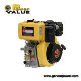 힘 가치 중국 디젤 엔진 발전기 사용 디젤 연료 엔진