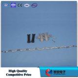 ADSS Collier de serrage de suspension 200m de portée (une armure tiges)