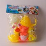 Funny Anti-Stress Wholesales animais animais de brinquedo para o bebé brincar de Água