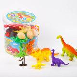 Цветастой заполненная таможней игрушка куклы динозавра плюша