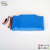 Nuovo pacchetto 18650 4s3p 14.6V 6.6ah della batteria dello Li-ione di temperatura insufficiente