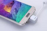 Visualización del teléfono móvil y de la tablilla en tienda al por menor