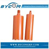 """BYCON 연결 1/2 """" BSP 10mm-42mm년 다이아몬드 젖은 코어 비트"""