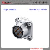 Lp20 IP68 4pin Power Connector/LED Lighting Connector