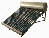 Geyser solar do baixo custo para África do Sul