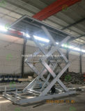 CER bescheinigte hydraulische anhebende Aufzug-Plattform für Verkauf