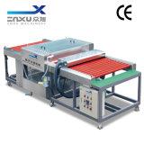 Lavaggio del vetro piano Zxqx1200 e macchinario di secchezza