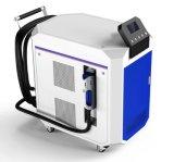 Machine 50W de nettoyeur de laser de dissolvant de rouille mini