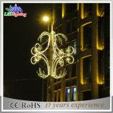 LEDの通りのポーランド人のモチーフのクリスマスの照明の屋外の装飾ライト