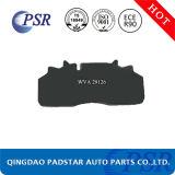 Wva29181 garniture de frein chinoise du fournisseur C.V avec la bonne performance