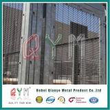 Il PVC ricoperto Anti-Arrampica 358 la barriera di sicurezza della maglia di /12.7 *76.2mm della rete fissa